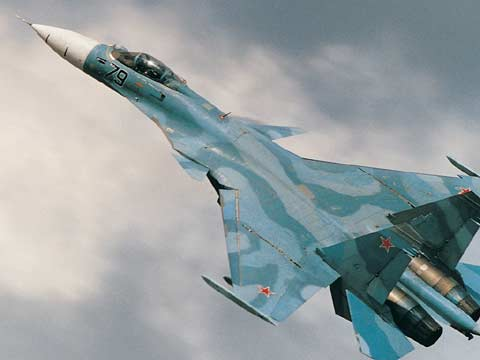 Su 27 (航空機)の画像 p1_11